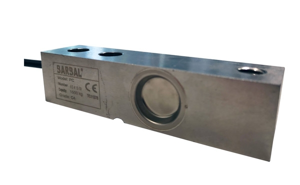 Load cell model PC in stainless steel Célula de carga