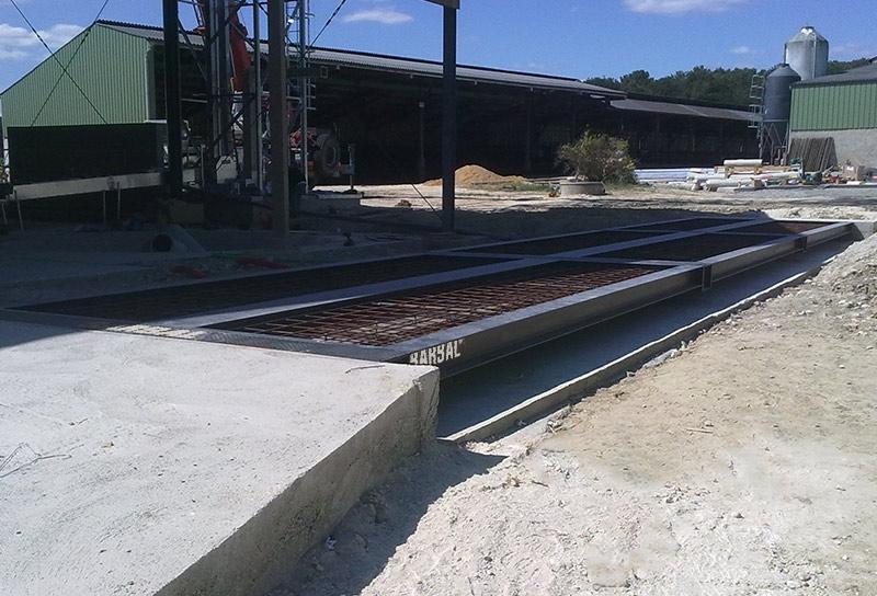 Báscula Ponte PCH báscula bascula