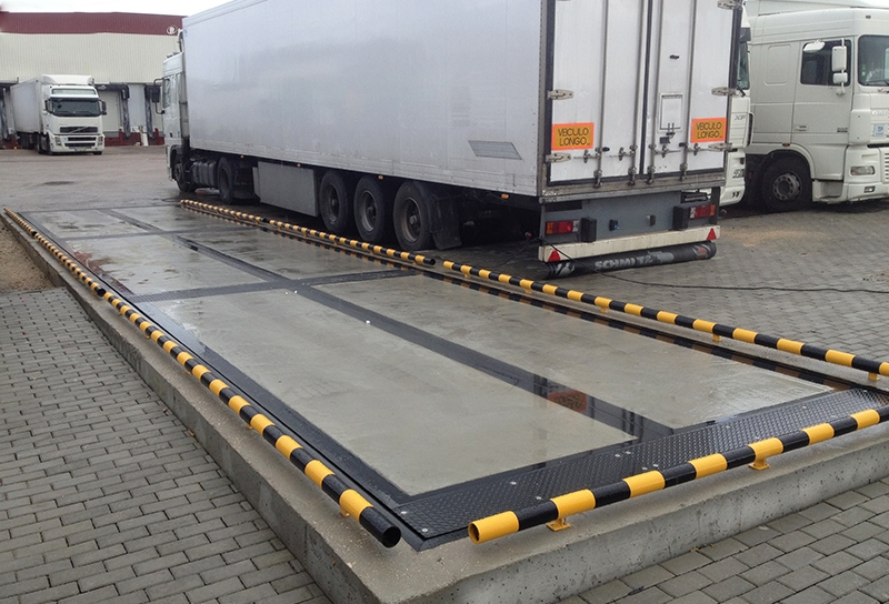 Truck Scale WTS/CC  báscula bascula
