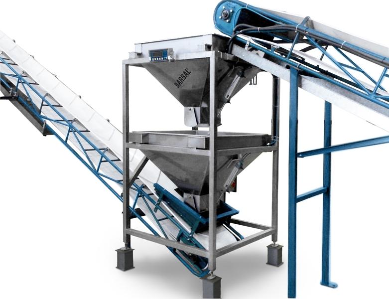 Système de Pesage en Continu BUW/BUWT balança pesagem movimento